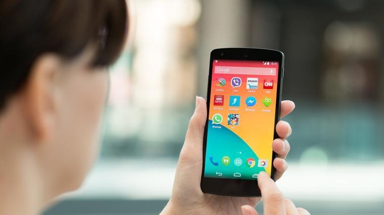 Recuperar Contactos Android