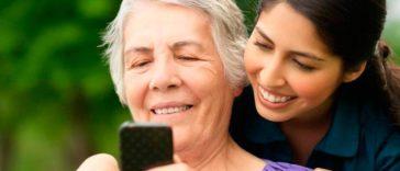 Smartphones para Ancianos