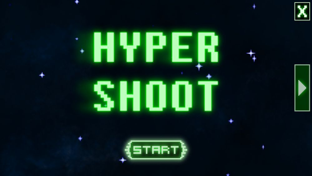 Hyper Shoot - twin stick shooter