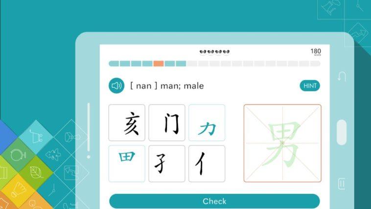 Aplicaciones para aprender Chino