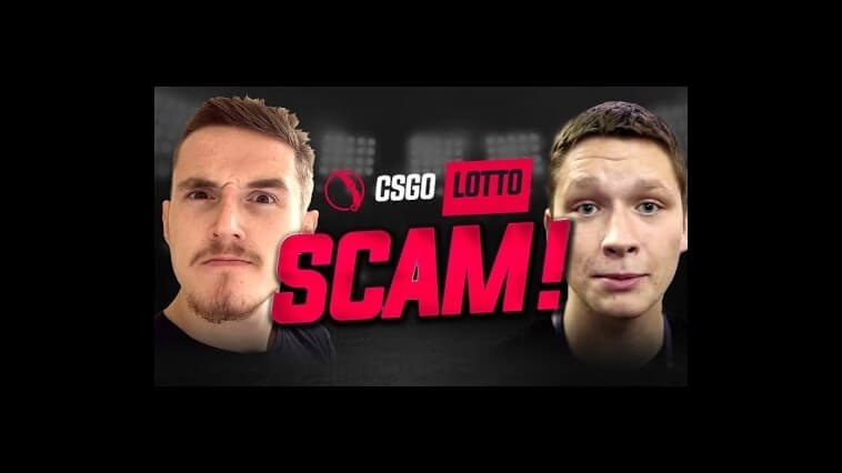 TMARTN THESYNDICATEPROJECT CS GO LOTTO SCAM