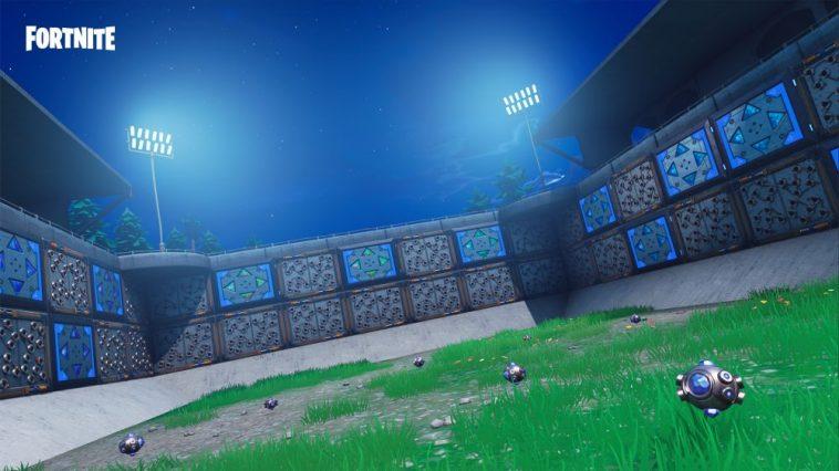 Estadio Espinoso Fortnite