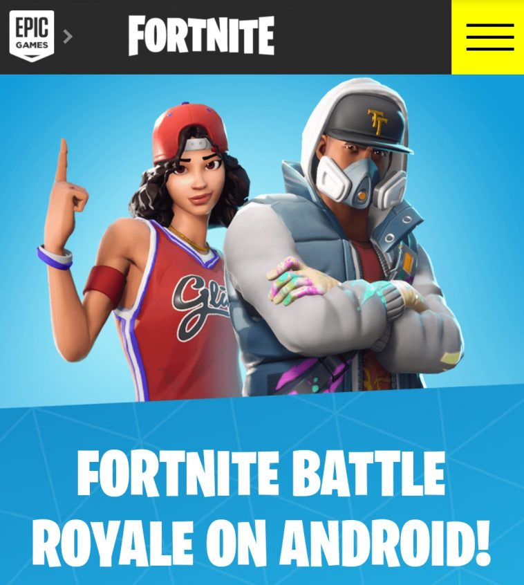 Fortnite Instalar Android
