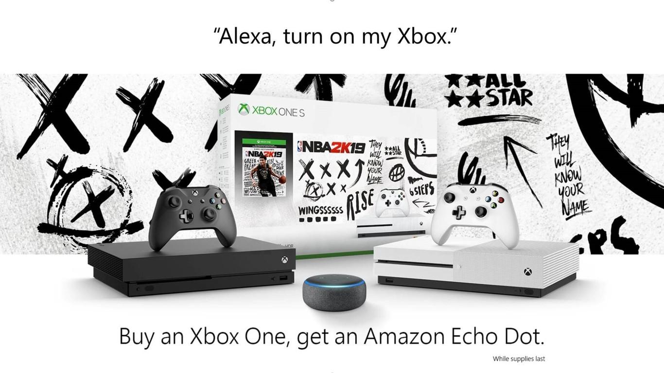 Actualización de octubre para Xbox One