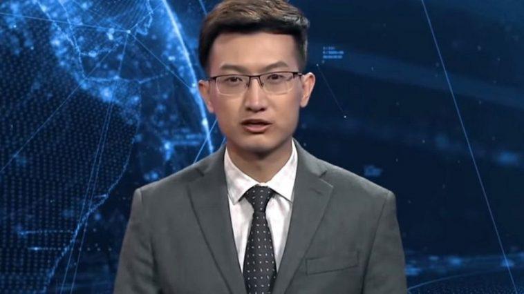 Presentador Inteligencia Artificial
