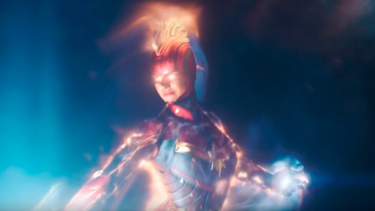 Capitana Marvel Segundo Tráiler