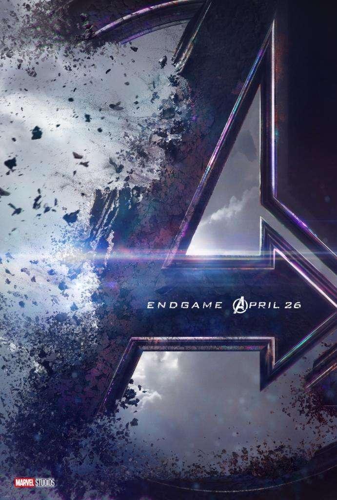 Avengers 4 Endgame Poster