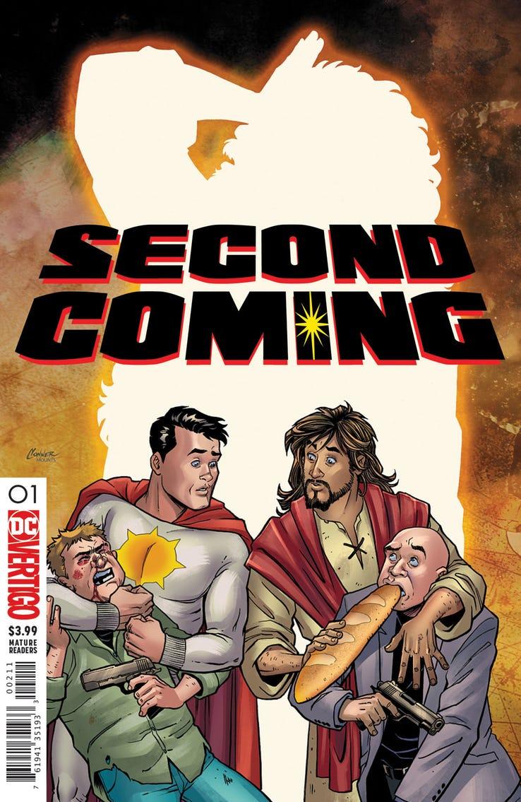 Comic de Jesus