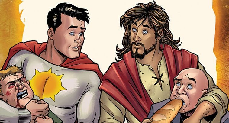 Comic sobre Jesucristo