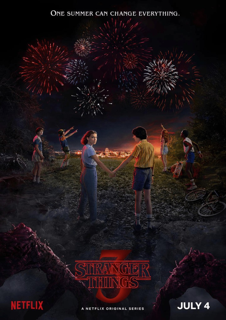 Stranger Things 3era Temporada